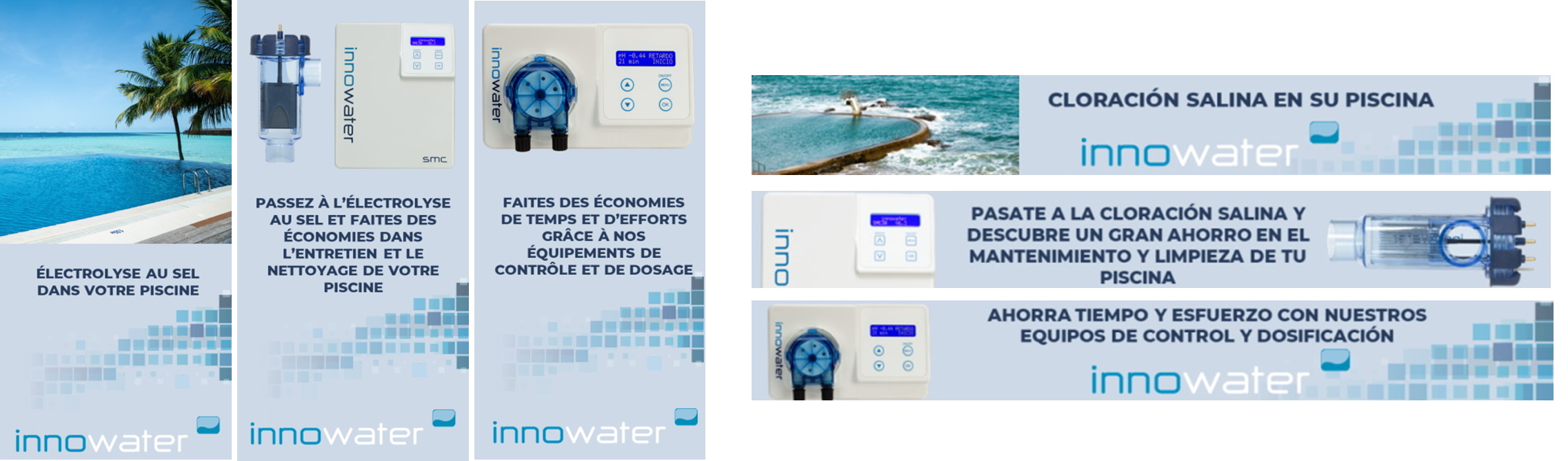 BANNERS INNOWATER